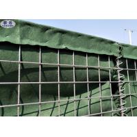 Buy cheap Military Hesco Bastion Sand Filled Barriers Retaining Wall For Protection product