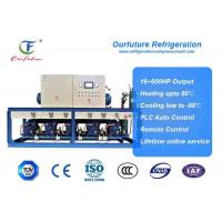 Buy cheap 40hp*5 R404a GEA Bock Brand Cold Room Compressor Unit Seed Production product