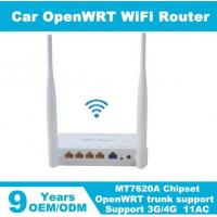 Buy cheap WiFi marketing/advertising device with car charger FREE WiFi hotspots router product