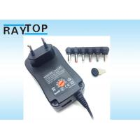 Buy cheap 3-12V  7.2W 12W 18W  24W  30W universal Wall Mount Power Adapter  USB 5V 1A from Wholesalers