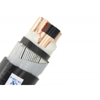 Buy cheap Medium Voltage Three Core 120mm2 Insulated Power Cable product