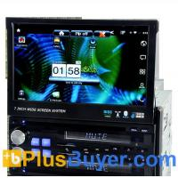 Buy cheap Discover - 1 DIN Android Car DVD with 7 Inch Touchscreen, GPS, 3G, DVB-T, WiFi product
