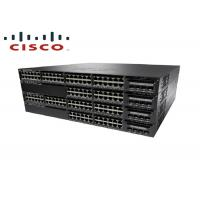 Buy cheap POE Supported Cisco Nexus 3548 Switch , Cisco 48 Port Managed Switch N3K-C3548P-10GX product