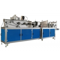 Buy cheap Factory Price Non Woven Fabric Disposable Surgical DoctorCap Making Machine product