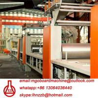 Buy cheap Fully Automatic Fire Resistant Mgo Slab / Magnesium Oxide Board Production Line from Wholesalers
