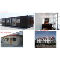 Light steel prefab container homes prefabricated home kits for living of ec91147078 - Container home kits ...