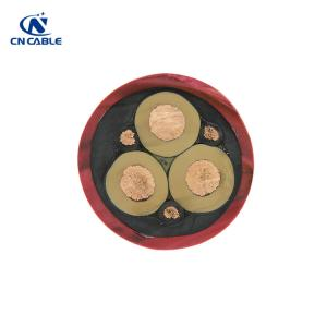 Buy cheap Water Resistant Flexible Special Cables Copper Screened Cable Type 61B 640/1100V product