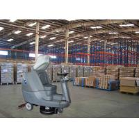 Buy cheap FS Series Battery Model Riding Floor Scrubber Machine High Cleaning Efficiency from wholesalers