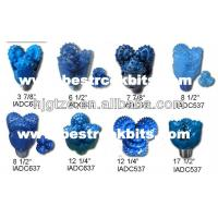 China 2012 high quality of TCI earth auger drill bits on sale