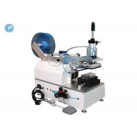 Buy cheap Table Top Semi Automatic Bottle Label Applicator Stable Performance product