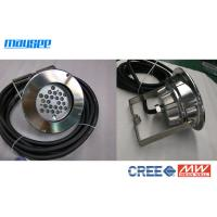 Buy cheap Embedded / Surface Mounting Cree Underwater Pond Led Lights For Swimming Pool product