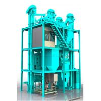 Buy cheap Large Animal Feed Pellet Production Line With High Degree Automation product