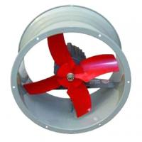 Buy cheap 220/380V Low-noise Square metal Industrial axial fan from Wholesalers
