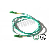2.0mm G657A Lc Fiber Patch Cord Single Mode With Corning Cable , 85447000 HS Code