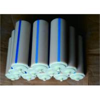 Low Noise Replacement Conveyor Rollers Diameter 89mm For Fertilizer Industry
