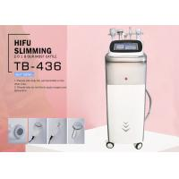 Buy cheap High Intensity Focused Ultrasound Body Slimming Weight Loss Machine 4 Handles product