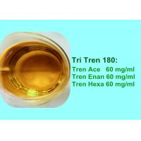 Buy cheap Strong Injectable Trenbolone Series Blend Steroid Oil Tri Tren 180 mg/ml product