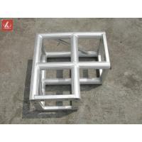 Buy cheap 6082 T6 Aluminum Square Truss Segments Corners 2 To 6 Way Square Corner from Wholesalers