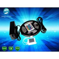 Buy cheap Flexible 12 Volt LED Strip Light Waterproof RGB LED Tape Lights With 2 Year Warranty product