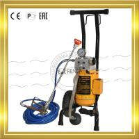 Buy cheap EZ RENDA Electric Airless Paint Sprayer Machine For Interior Wall Of Huge Building 1.3KW* 220V product