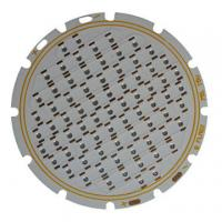 Buy cheap Aluminum Board PCB with Metal-based PCB Thermal conductivity 1.0 w/m.k from wholesalers