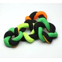 Buy cheap Donut Shape Chewable Dog Toys /  Durable Soft Chew Toys For Puppies product