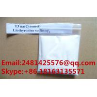 Buy cheap 99% Purity Weight Loss Steroids L-Triiodothyronine/T3 Powder CAS 55-06-1 For Bodybuilding product