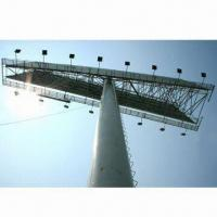 Buy cheap Diagonal Double Sides Billboard with Steel Structure, Anti-rust and Anti-ultraviolet Surface product