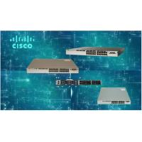 China Scalability Resiliency Catalyst 3850 Switch WS-C3850-24T-L With Five Optional Uplink Modules on sale