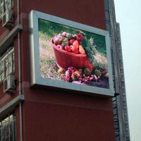Buy cheap HD SMD3535 1920Hz Led Advertising Displays Outdoor Led Screen product