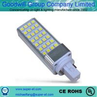 China 6w SMD5050 PL light power drive built in on sale