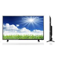 A+ Grade White DLED LCD TV Full High Denifition OSD Language With 50