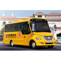 Buy cheap Kinglong Used Mini School Bus Safe Speed 80km/H product