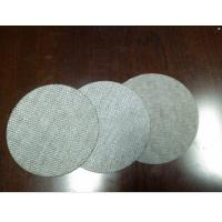 Buy cheap powder titanium sintered filter pipe for oil gas product
