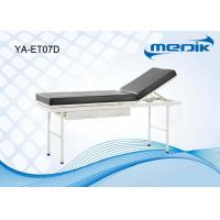 Buy cheap Power Coating Doctor Examination Table With Drawers 2 Section from wholesalers