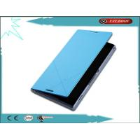 Buy cheap Colorful Flip Pu Leather Sony Xperia Cell Phone Cases For Sony T2XM50 product