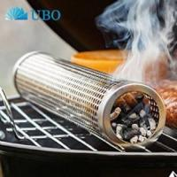 Buy cheap 12  Inches Round Stainless Steel Pellet Smoker Tubes product