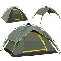 Buy cheap Automatic Family Camping Tent Molle Gear Accessories , Windproof Outdoor Camping tent product