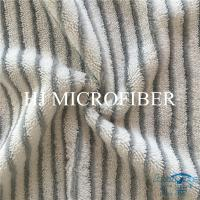 Buy cheap Microfiber Fabric Twist Pile And Hard Silk Fabric Yard Byed Cloth Floor Cleaning Refill Cloth product