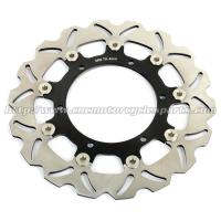 Buy cheap XJR 1300 Motorcycle Brake Disc Disk Brakes Yamaha XVS 1300 CNC Aluminium Alloy product