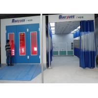Buy cheap Rent SUV Infrared Heating Spray Systems Paint Booth , Large Spray Booth product