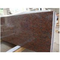 Buy cheap Imperial Red Polished Granite Stone Good Resistance To Corrosion product