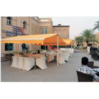 Buy cheap Coffee Shop Awning You Can Use Remoto Control Or Handle Extend and Shrink , Garden Awnings product