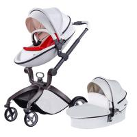 Buy cheap Hot New Baby Stroller 3 in 1 with Car Seat and Carrying Cot product