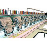 Buy cheap Automatic operation , 18 Heads 12 Needles Double Sequin Industry Embroidery Machine product