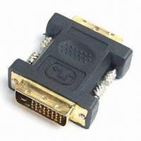 Buy cheap DVI Adapter, VGA Male to DVI Female Large Size, Lowest Deficiency of HDMI174; Signals product