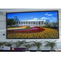 Buy cheap Professional 4mm Full Color Led Display Wall Smd With Front Service product