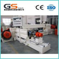 Buy cheap Delta Inverter Single / Twin Screw Compounding Extruder With CE ISO Certification product