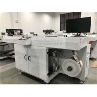 Buy cheap Intermittent Rotary Die Cutting Slitting Sheeting Machine Flexo Printing Station With UV Lamp product