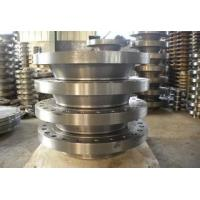 Buy cheap Forged WN Steel Pipe Flange , butt weld carbon steel Pipe fittings product